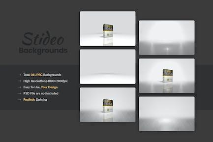 Studio And Spot Light Backgrounds