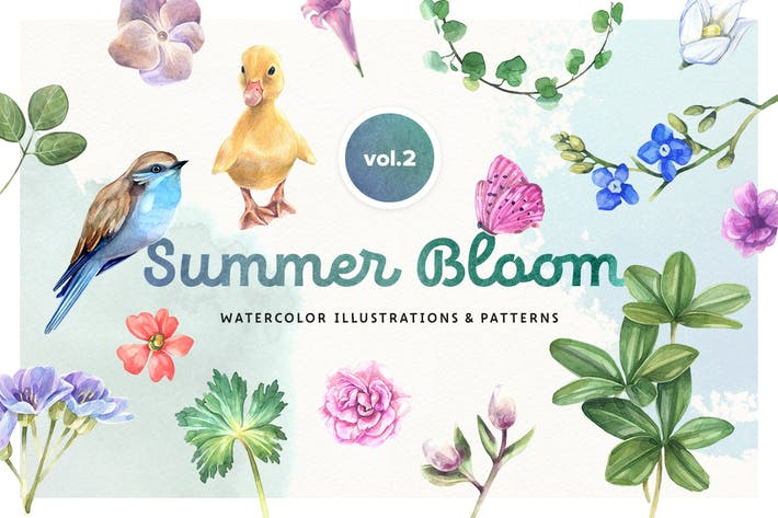 Thumbnail for Summer Bloom vol.2