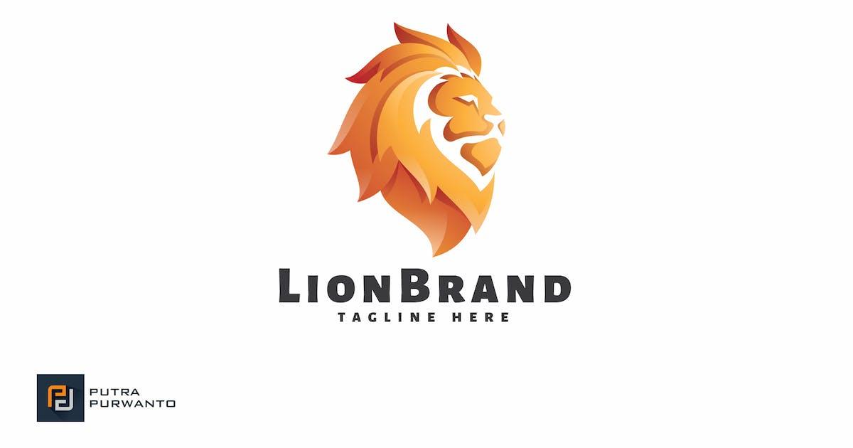 Lion Brand - Logo Template by putra_purwanto