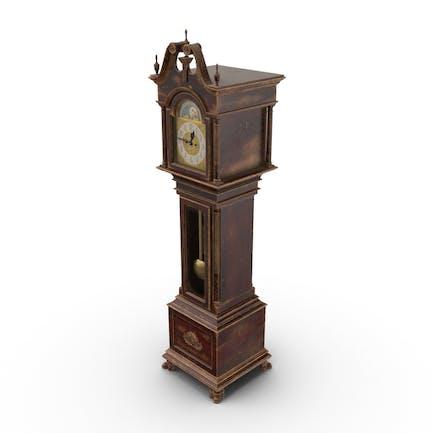 Gruselige Großvater-Uhr
