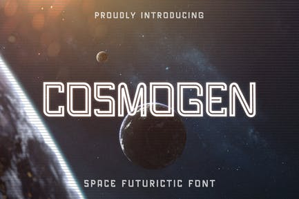 Cosmogen – Space Futuristic