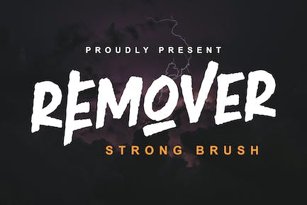 DS Remover - Strong Brush