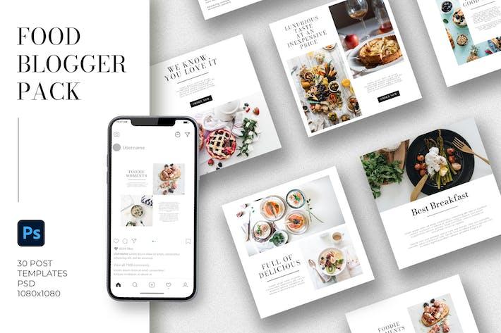 Food Blogger Instagram