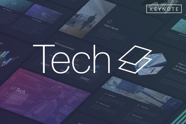Tech - Keynote Template