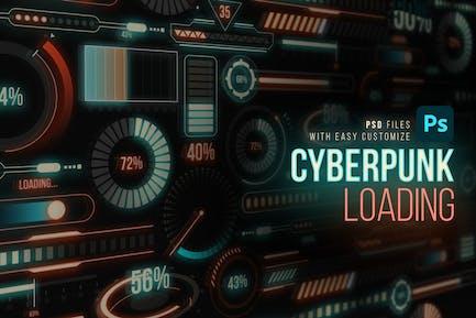 Cyberpunk Loadings