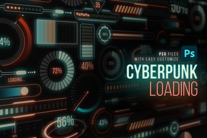 Thumbnail for Cyberpunk Loadings