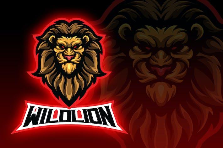 Wild Lion Esport Logo