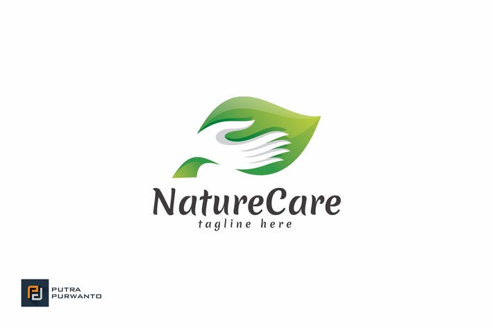 Cover Image For Nature Care - Mock-up