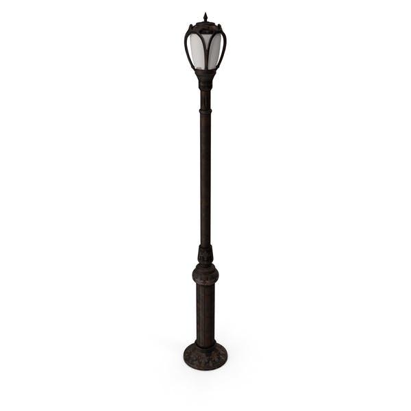 Thumbnail for New York Street Lamp