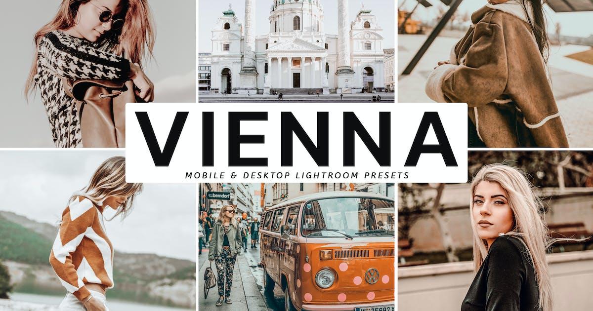 Download Vienna Mobile & Desktop Lightroom Presets by creativetacos