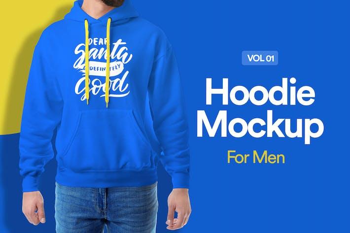 Thumbnail for Hoodie Mockup 01