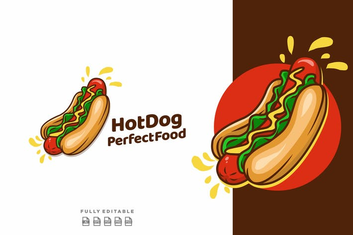 Hot Dog Perfect Food