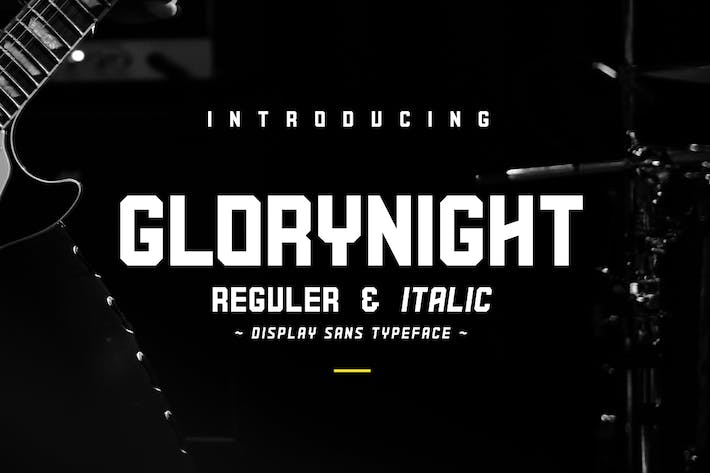 Thumbnail for Glorynight