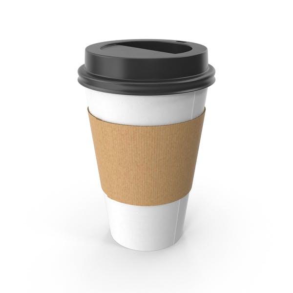 Бумажная чашка