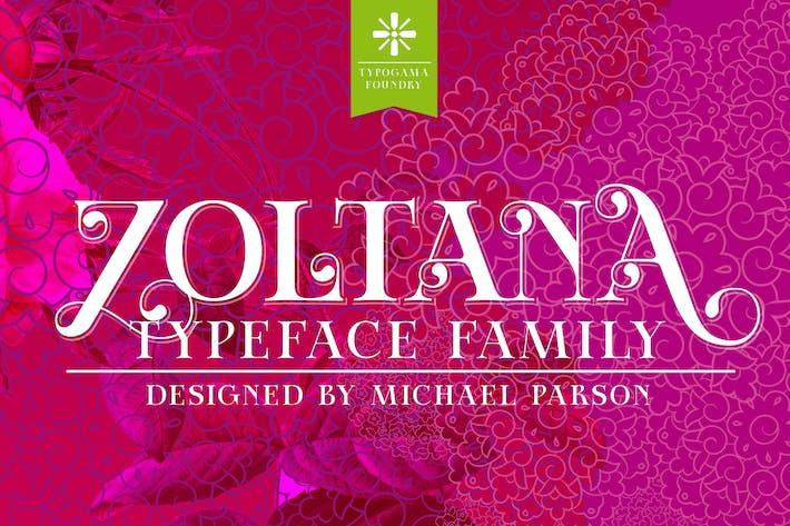 Cover Image For Zoltana