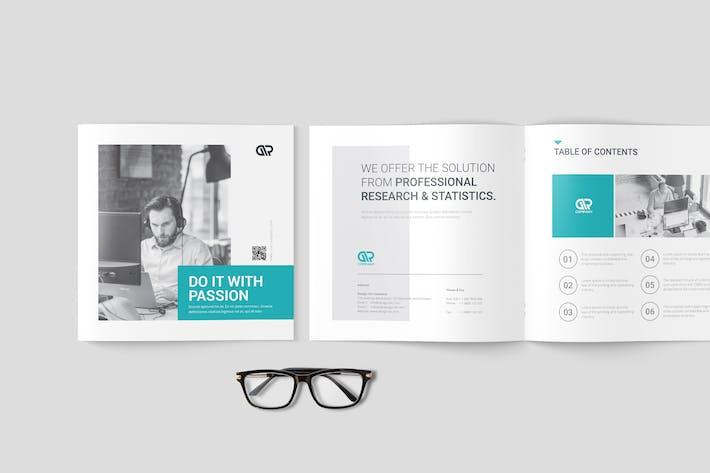 Thumbnail for Square Company Brochure / Profile