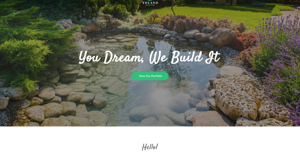 Download Yoland   Landscape Design & Garden Accesories WP by AncoraThemes
