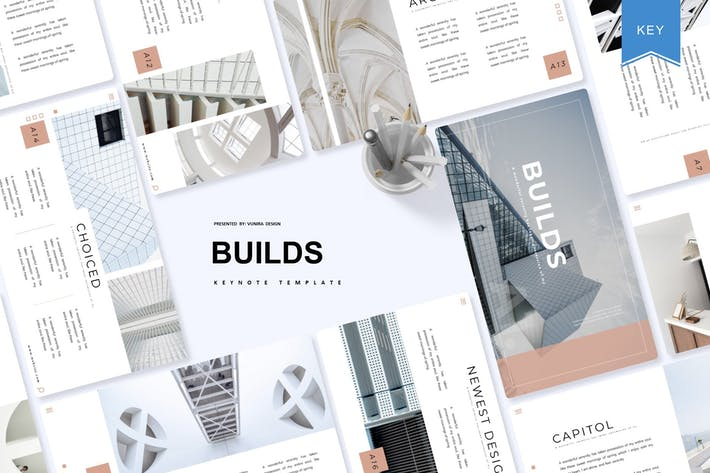 Thumbnail for Builds | Keynote Template
