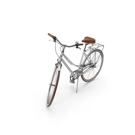 Bicicleta Blanca Mujeres
