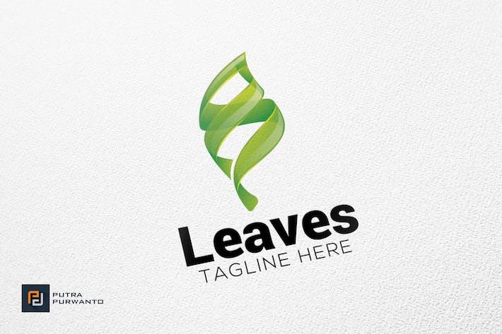 Thumbnail for Leaves - Logo Template
