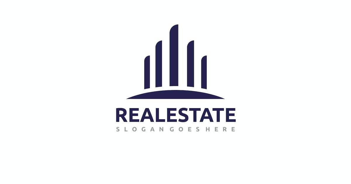 Download Real Estate Logo by 3ab2ou