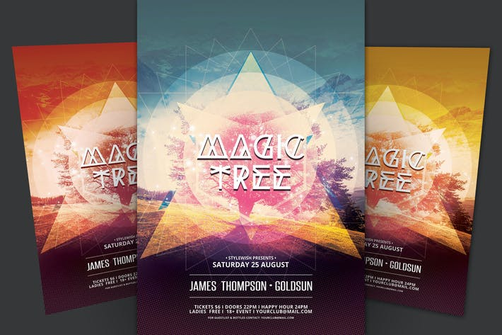 Thumbnail for Magic Tree Flyer