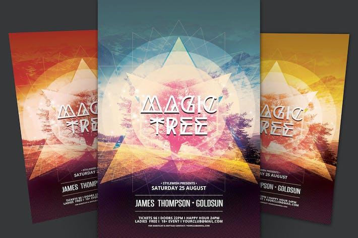 Magic Tree Flyer