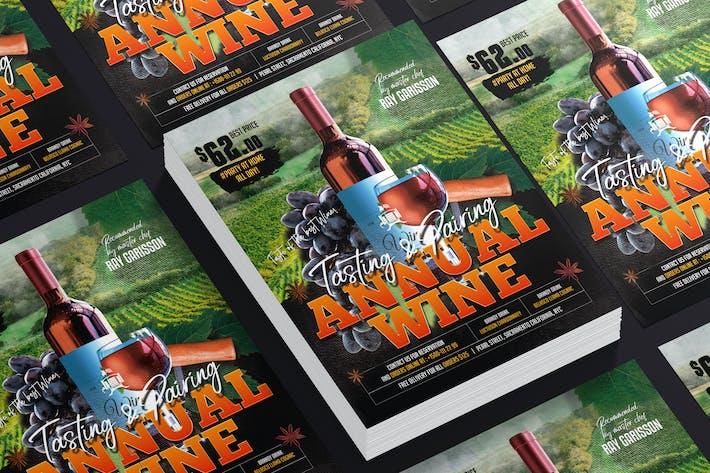 Thumbnail for Wine Flyer