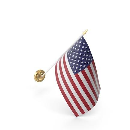 Настенный флаг США