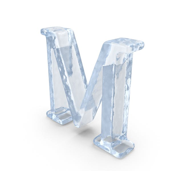 Cover Image For ICE Capital Letter M