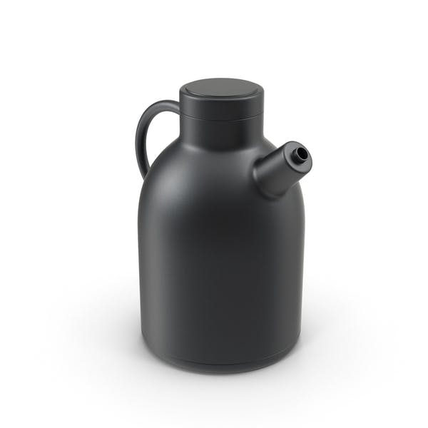 Cover Image for Cast iron Tea Kettle