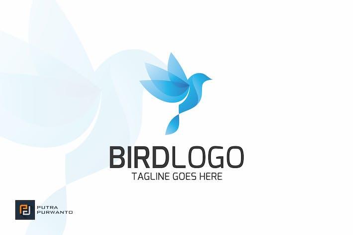 Thumbnail for Абстрактная птица - Шаблон логотипа