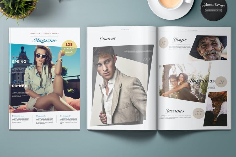 Lifestyle & Fashion Magazine