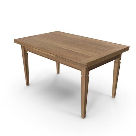 Переходный обеденный стол