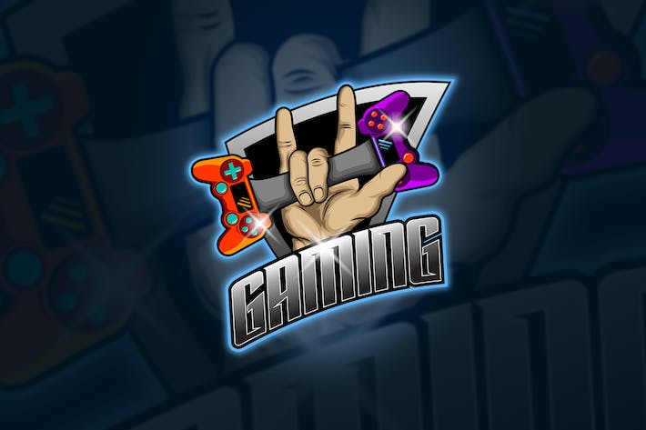 Thumbnail for Gaming - Mascot & Esport Logo