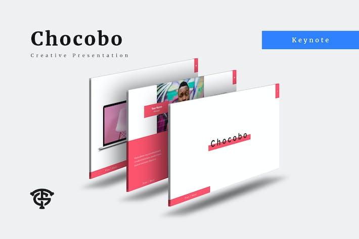 Thumbnail for Chocobo Creative - Keynote
