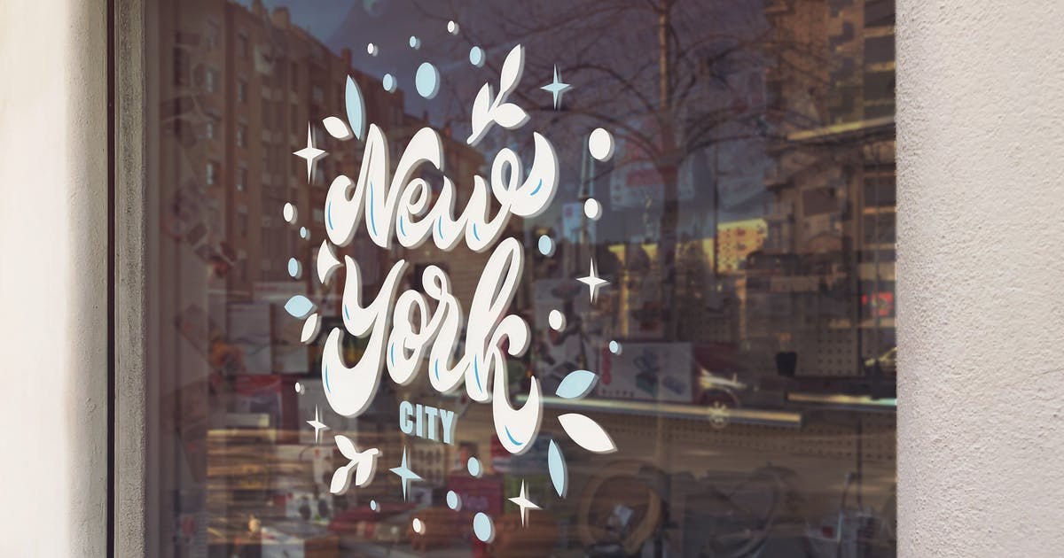 Download Message on Shop Mockup by SmartDesigns_eu