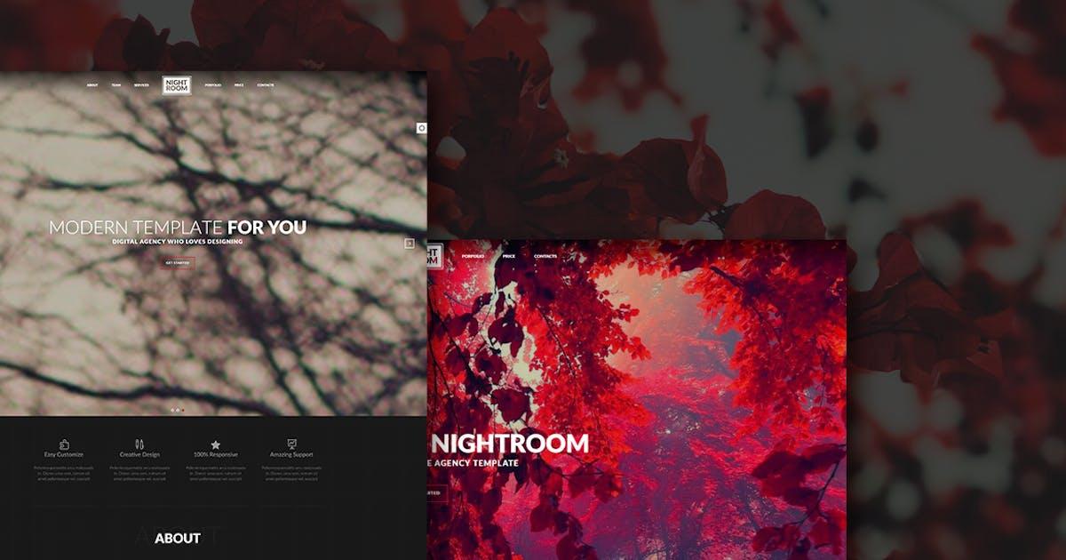Download Night Room Creative Dark Template by EvathemeMarket