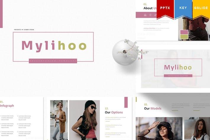 Cover Image For Mylihoo | Powerpoint, Keynote ки, Googleslide