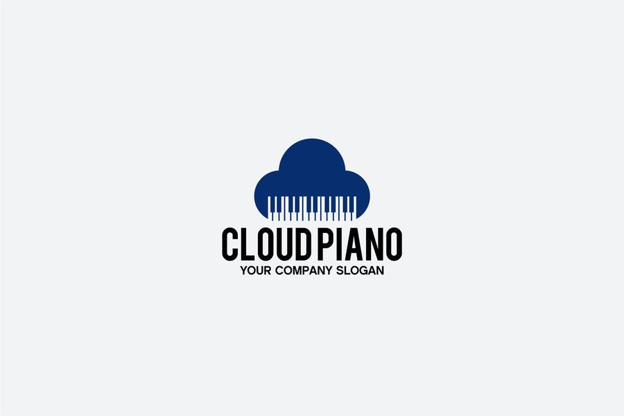cloud piano - product preview 0