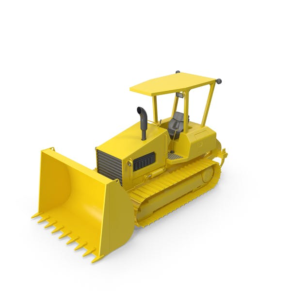 Cover Image for Bulldozer Toy
