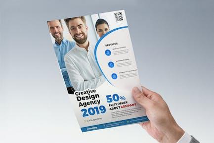 Multiple Business Marketing Flyer Template Offer