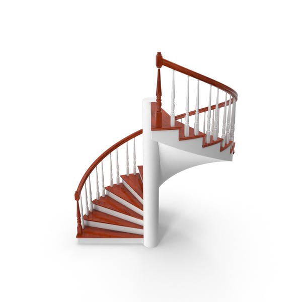 Thumbnail for Residential Spiral Staircase