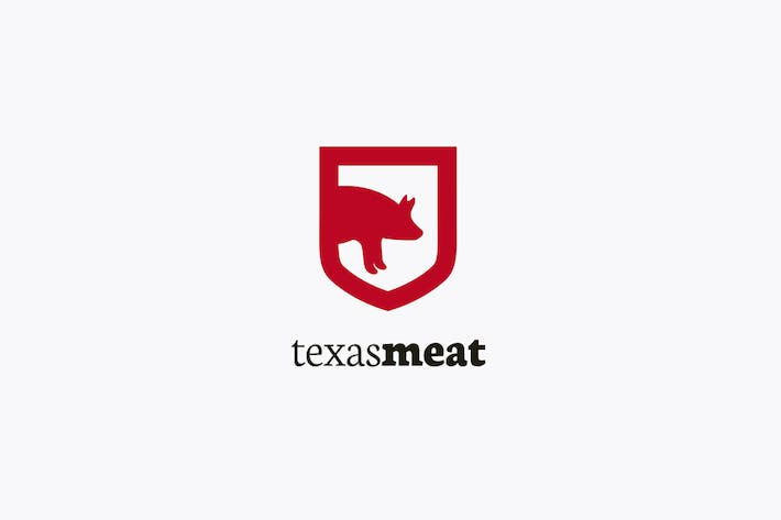 Thumbnail for Restaurant Meat and Grill Logo