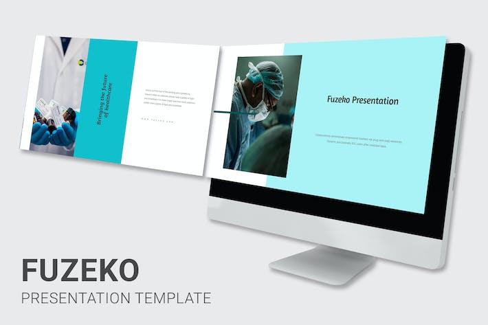 Thumbnail for Fuzeko - Keynote по здравоохранению