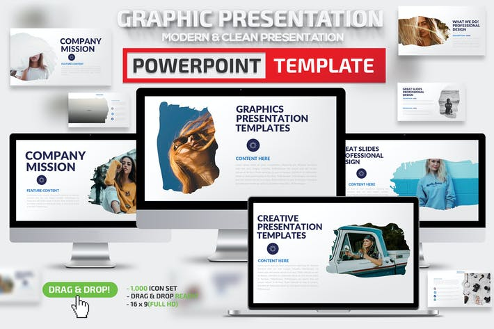 Thumbnail for Graphic Powerpoint Presentation