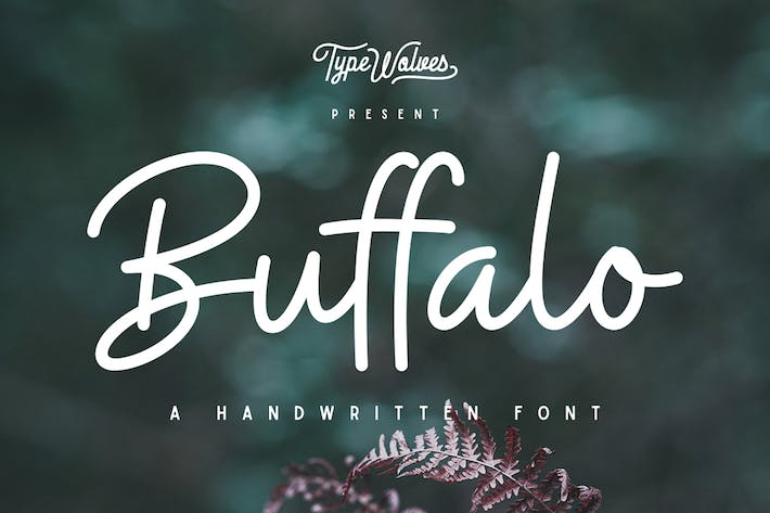 Cover Image For Buffalo