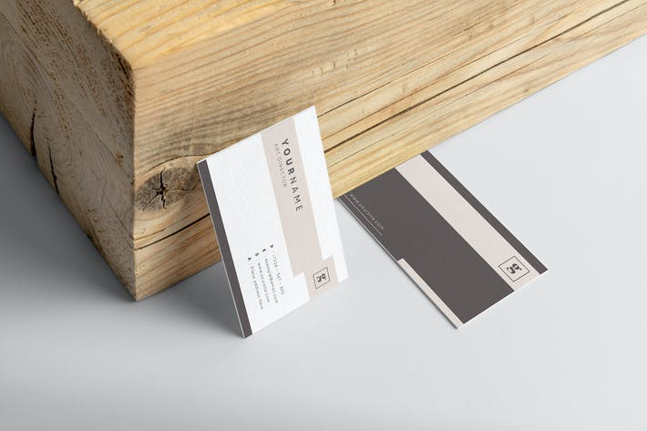 Mytemp - Minimalist Business Card