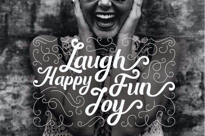 Cover Image For Laugh, Happy, Fun and Joy