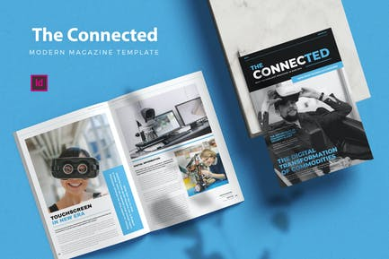 Connected Technology - Magazine